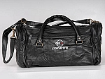 C4 Corvette Leather Road Trip Bag