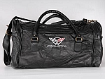 C5 Corvette Leather Road Trip Bag