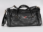 C6 Corvette Leather Road Trip Bag
