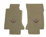 Lloyds Floor mats for C5 Corvette Fits 97-04 Light Oak