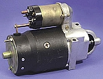 Starter (reman) for 66-69 Corvette Small Block with Manual Trans