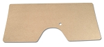 1963 - 1967 Corvette Storage Compartment Cover