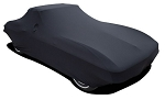 1953 - 1962 Corvette Black Onyx, Indoor Car Cover, Bag Included