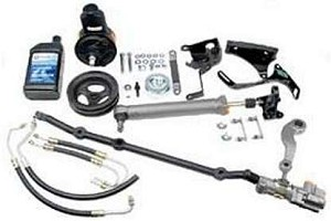 1970-1974 Corvette Power Steering Conversion Kit for Big